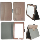 tablet case for Barnes & Nobles Nook HD 7 inch slim fit PU leather cover stylus