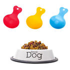 1x Cute Pet Cat Dog Puppy Food Scooper Spoon Scoop Feeder Plastic Non-toxic