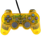 USB ABS Twin Shock For Sony PS2 PlayStation 2 Console Virration Gamepads Gifts