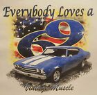 EVERYONE LOVES A 69 CLASSIC CAR VINTAGE MUSCLE #1484 LONG SLEEVES SHIRT