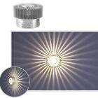 LED Wall Hall Ceiling Light Walkway Porch Decor Sun Flower Stylish Wall Lamp ZXX