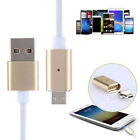 NEW Metal Head Magnetic USB Data Sync Charging Cable best quality iPhone/Android