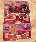 Disney Princess Plastic Sunglasses Choice White OR Pink Stoc