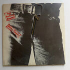 "LP ROLLING STONES - Sticky Fingers Orig. 1.Press ""Zipper"" Cover COC 59 100"