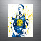 Klay Thompson Golden State Warriors Poster FREE US SHIPPING on eBay
