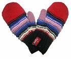 1407 G MT Agan Traders Unisex Wool Knit Folding Gloves Mitten OR Mitten