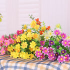 1 Bouquet 28 Heads Dedicated Trendy Fake Daisy Silk Flower Home Wedding Decor FO