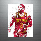 Kyrie Irving Cleveland Cavaliers Poster FREE US SHIPPING on eBay