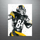 Antonio Brown Pittsburgh Steelers Poster FREE US SHIPPING $14.99 USD on eBay