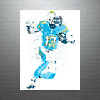 Keenan Allen Los Angeles Chargers FREE US SHIPPING $30.0 USD on eBay