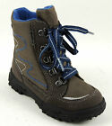 SUPERFIT  Winterboots  GORE-TEX  wasserdicht  WARM  braun  Gr. 19  statt 59,95€