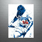 Yasiel+Puig+Los+Angeles+Dodgers+Poster+FREE+US+SHIPPING