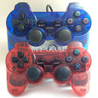 Twin Shock Game Controller Joypad Pad Gamepad 2 Console For PS2 Playstation
