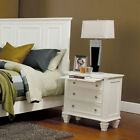 Coaster Sandy Beach Nightstand with 3 Drawers