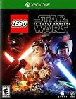 LEGO Star Wars: The Force Awakens (Microsoft Xbox One,  2016) - COMPLETE