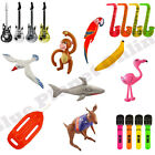 HAWAIIAN HULA LUAU BEACH POOL PARTY SUMMER INFLATABLE FANCY DRESS DECORATION LOT