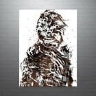 Star Wars Chewbacca Poster FREE US SHIPPING $19.0 CAD