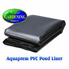 Pond Liner AquaPrem PVC - 0.35mm or 0.5mm thick pond liner with guarantee