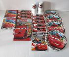 Disney Cars RSN Party Tableware - decorations and party packs - Choose your item