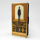Video Game Metro 2033 Flip Case Cover For Apple iPhone - T2403