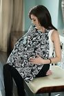 """UDDER COVERS """" NEW DESIGNS """" BREASTFEEDING NURSING COVER COTTON 4 CHOICES"""
