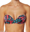 2Chillies Jasmine B Cup U/wire Bandeau Removable Halter RRP $59.95 SALE $24.95