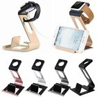 Aluminum Charging Dock Station Holder Stand Mounts for iWatch iPhone Apple Watch