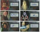 2016 Topps Star Wars Attack Clones 3D Widevision Bronze Autograph Card #ed / 50 $24.95 USD on eBay