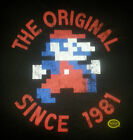 "Exclusive Original ""Jumpman"" Mario T-Shirt (Loot Crate)"