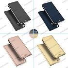Ultra Slim Folio Skin Pro Leather Phone Soft Case Cover Stand For Huawei Models