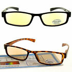 COMPUTER READERS PRO ANTIGLARE BLUE BLOCKING LENS Reading Glasses Quality New
