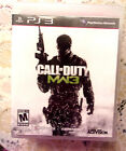 Call of  Duty ; Modern Warfare 3-- (Sony PlayStation 3]-Mature