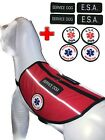 ALL ACCESS CANINE� Service Dog Emotional Support Animal ESA Vest CUSTOM Harness