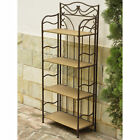 "International Caravan Valencia 4-Tier 24"" Wide Plant Stand"