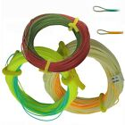 Aventik Double Colors Weight Forward Float Trout Line With Welded or Expose Loop