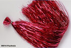 FLASHABOU ORIGINAL - Bucktail Skirt Flash Material Fly Tying Lure Making Hedron