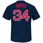 Boston Red Sox David Ortiz MLB Player T-shirt Small