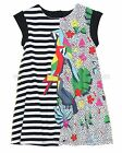 Deux par Deux Girls' Tunic Jungle Pop, Sizes 5-12