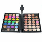 Fashion 28 Colors Eyeshadow Palette Smokey Makeup Eye Nude Cosmetic Chocolate FO
