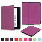 Shockproof Hybrid Leather Smart Flip Case Cover For Amazon Kindle Fire HD 7 8 10