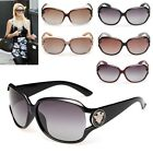 New Fashion Polarized Large Round Glasses Women Stylish UV400 Driving Sunglasses