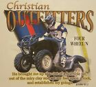 CHRISTIAN OUTFITTERS 4 WHEELERS RIDING PSALMS  JESUS #1186 POCKET SHIRT