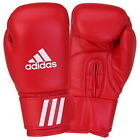 Adidas 10oz - 16oz Red Boxing Glove AIBAG1T Sports Fighting Training Style New