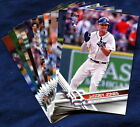 2017 Topps Detroit Tigers Baseball Card Your Choice - You Pick
