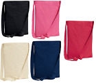 Cross Body Tote Sling Bag Shopping Grocery Tote Plain Blank for Printing Crafts