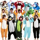 Kigurumi Adult Pajamas Costume Onesie Cosplay Pyjamas New Animal Unisex S M L XL