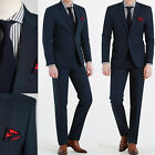 Navy Formal Lounge Suit Dress Code Wedding Best Suits For Men s Prom Suits UK US