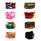 New Cycling Bicycle Outdoor Sport Multi Head Scarf Magic Headband Face Mask GBNG