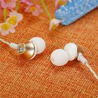 FENGSHENG FS-805 1.2M Metal Noise Isolation Stereo Bass Wire Control Earphone SM