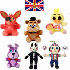 "FNAF Five Nights at Freddy's Sanshee Plushie Toy 10"" Plush Bear/Foxy Xmas Gift"